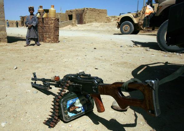 Афганистан. Военная фотография. Изображение № 244.