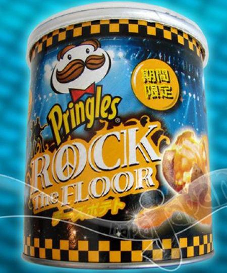 Несъедобное съедобно - какие бывают чипсы. Изображение № 36.
