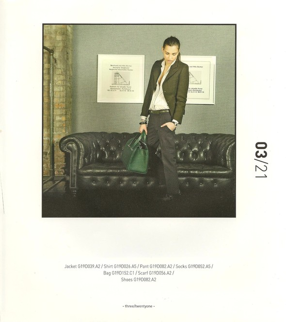 Lookbook Golden Goose women's FW2011-2012. Изображение № 4.