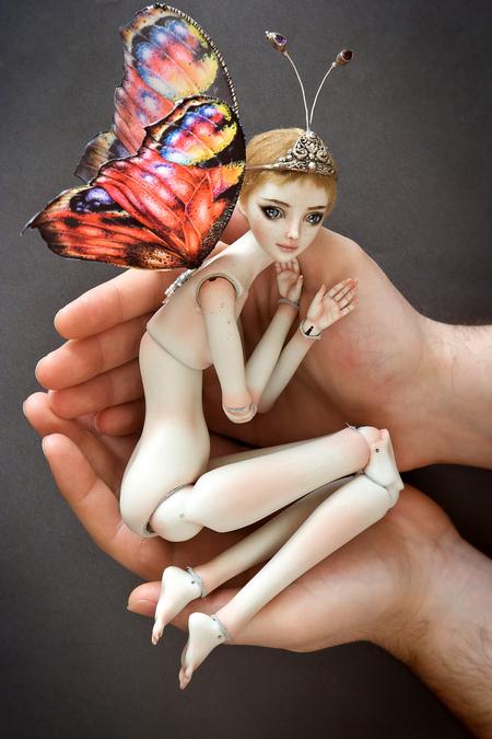 «Живые» куклы Марины Бычковой. Изображение № 38.