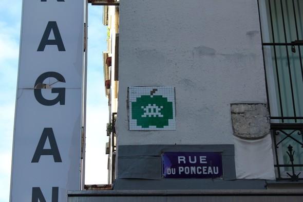 Стрит-арт центра Парижа. Изображение № 28.