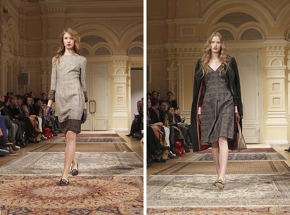 Изображение 7. A'la Russe FW 2011: пальто в пол и широкие брюки.. Изображение № 7.