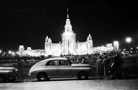 МГУ. Победа, 1954 г.. Изображение № 92.