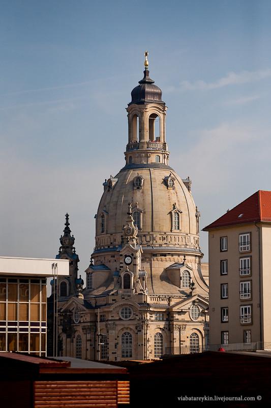 Дрезден. Город контрастов. Изображение № 7.