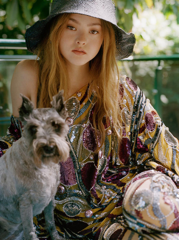 Devon Aoki by David Mushegain. Изображение № 9.