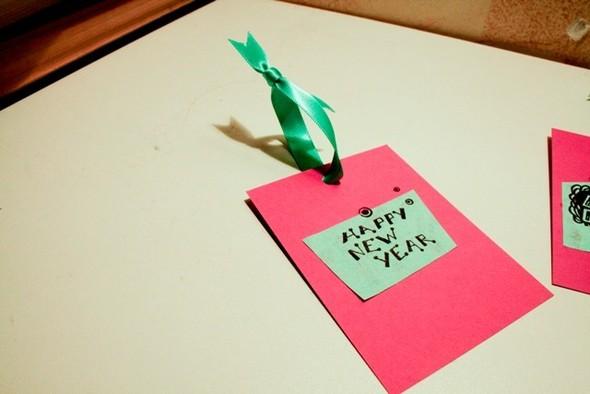 Миша и открытки - Gabriel Saray. Изображение № 5.