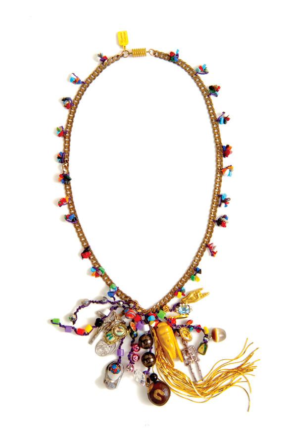 Изображение 27. Коллекция украшений Venessa Arizaga.. Изображение № 10.