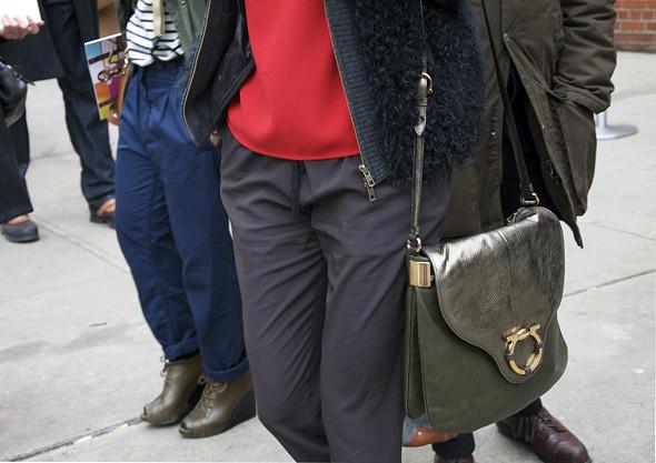 Изображение 35. Детали: New York Fashion Week.. Изображение № 48.