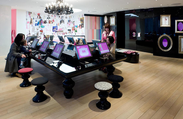 Огромный магазин Barbie вШанхае!. Изображение № 16.