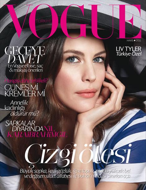 Изображение 4. Обложки Vogue: Австралия, Мексика, Япония и другие.. Изображение № 4.
