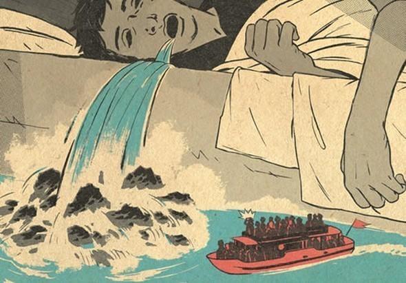 Изображение 31. Иллюстратор: Патрик Леджер.. Изображение № 17.