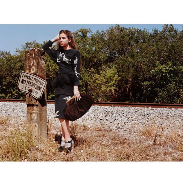 Изображение 3. Кампания: Miu Miu FW 2011.. Изображение № 3.