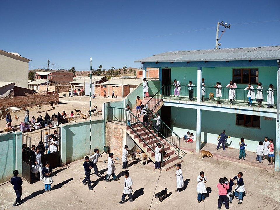 Фото: как выглядят детские площадки вразных странах мира . Изображение № 24.