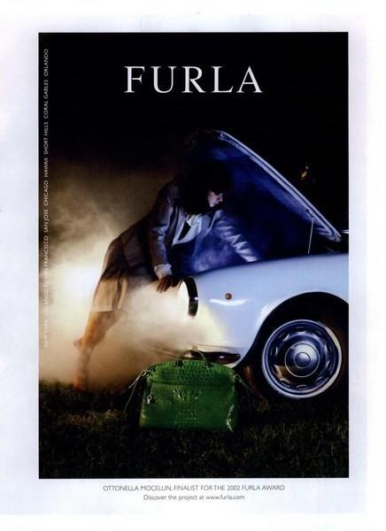 Изображение 1. Furla - рекламная компания Весна 2011.. Изображение № 1.