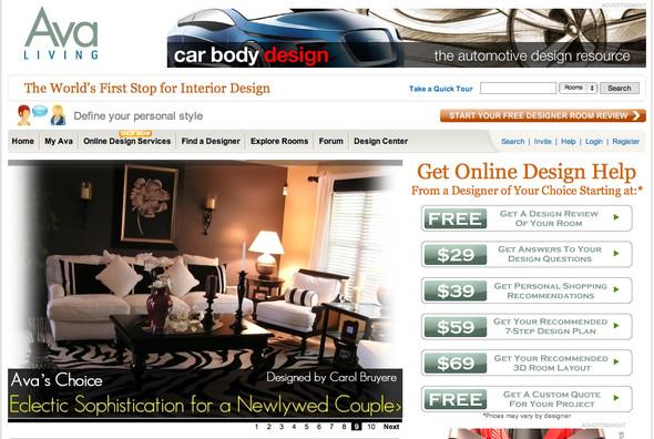 Изображение 3. Дизайн интерьера в Интернете.. Изображение № 1.
