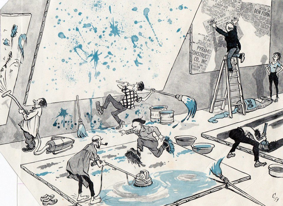 Справка для Мединского: Что такое современное искусство. Изображение № 7.