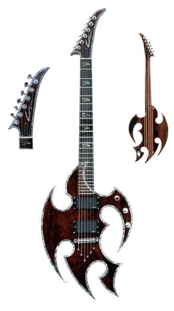 Готичные гитары. Изображение № 8.