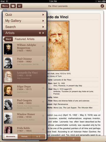 20 приложений iPad для дизайнеров, художников и всех интересующихся. Изображение № 13.