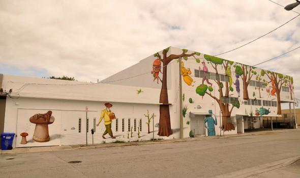 Лучшие стрит-арт проекты 2011 года. Изображение №83.