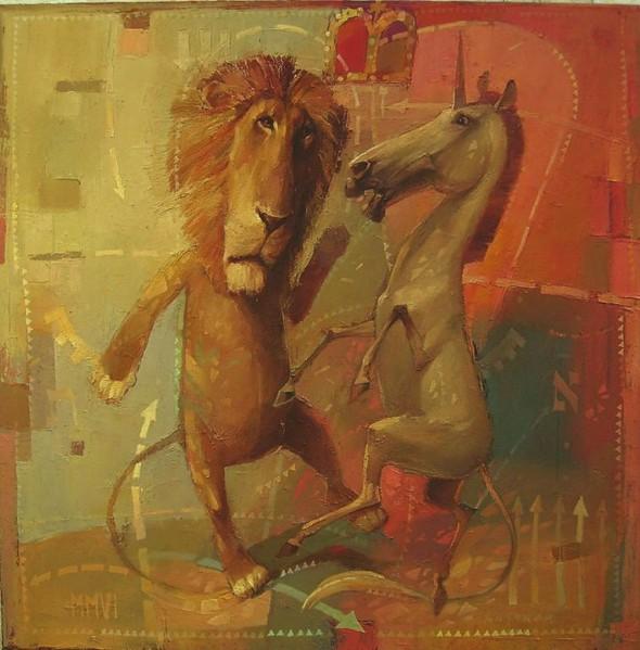 Украинский художник Александр Антонюк. Изображение № 4.