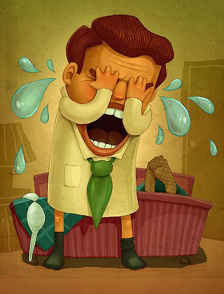 Красивые иллюстрации Андрея Гордеева. Изображение № 15.