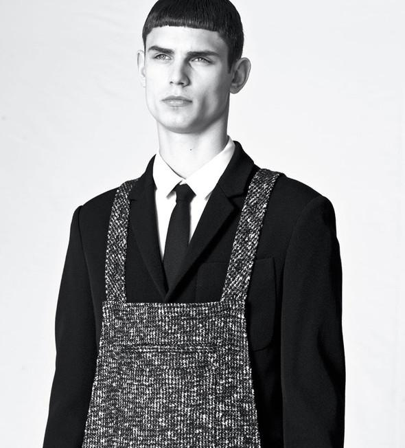Мужские лукбуки: Rad Hourani, Versace и другие. Изображение № 13.