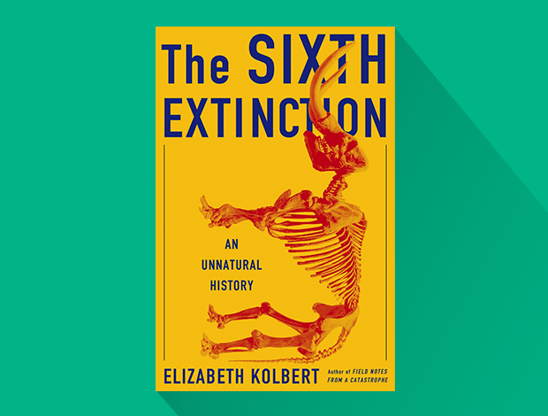 the sixth extinction 227 quotes from the sixth extinction: an unnatural history: 'though it might be nice to imagine there once was a time when man lived in ― elizabeth kolbert, the sixth extinction: an unnatural history.