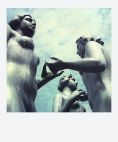 Jean-Frdric Bourdier иего полароидные снимки. Изображение № 2.