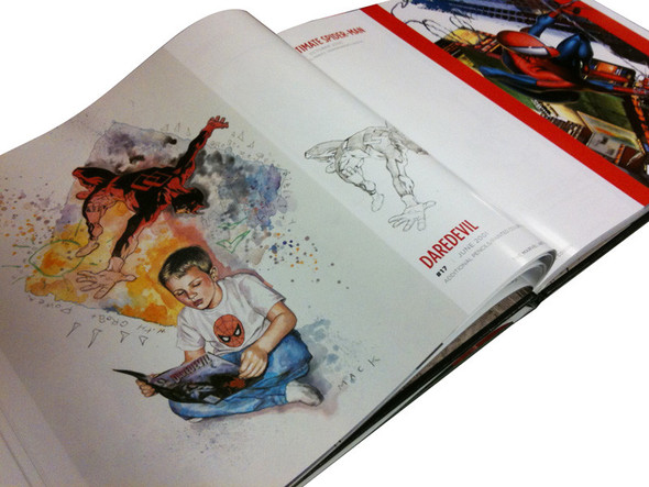 10 альбомов о комиксах. Изображение № 97.