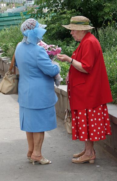 Изображение 27. Old girls from Omsk.. Изображение № 27.