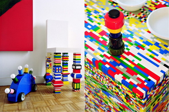 Legoмания. Изображение № 7.