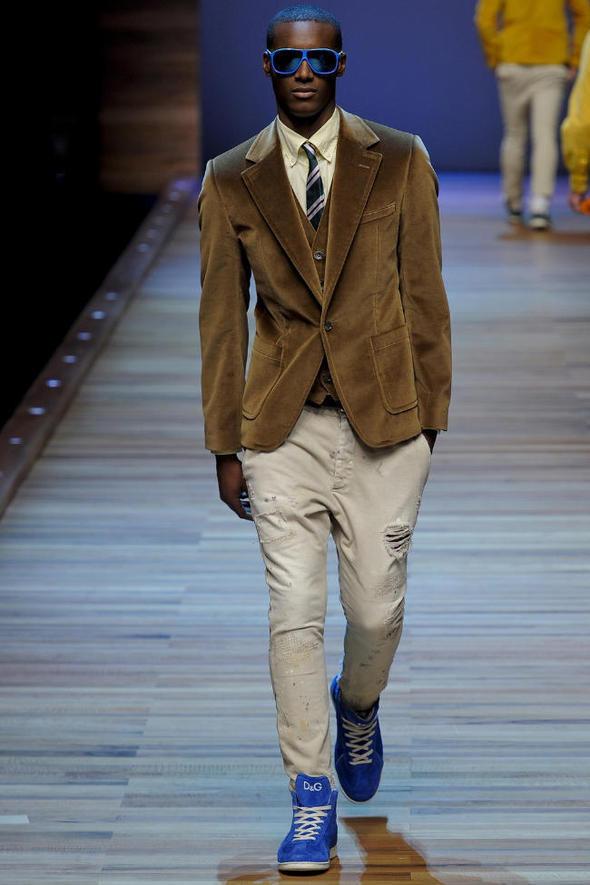Изображение 155. Milan Fashion Week. Часть 1.. Изображение № 16.