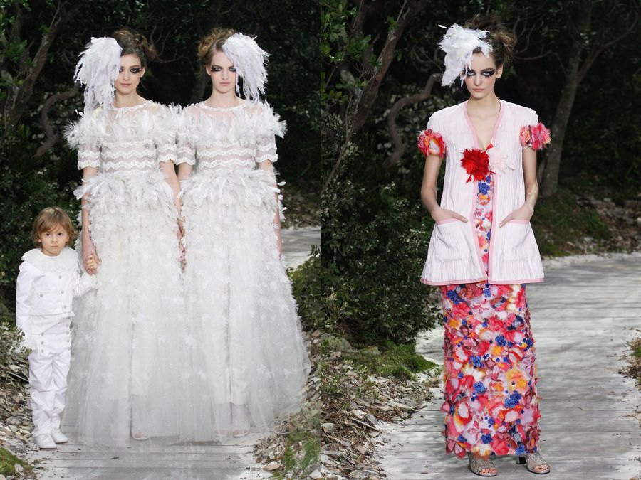 Кутюр в деталях: Armani Prive, Chanel и Ульяна Сергеенко. Изображение № 11.