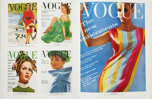 Обложки Vogue. Изображение № 1.