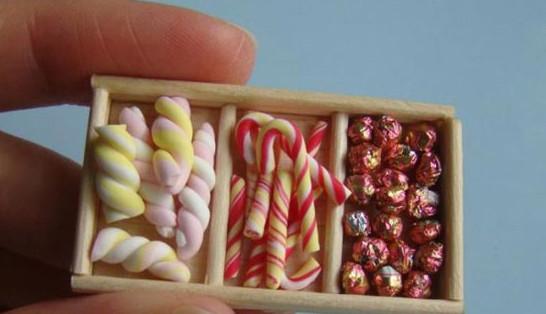 Еда в миниатюре. Изображение № 47.