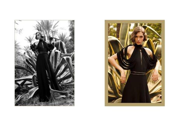 Изображение 7. Рекламные кампании: Yves Saint Laurent, Chanel и другие.. Изображение № 20.