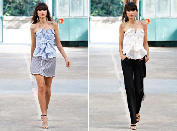 Показы Paris Fashion Week SS 2012: День 6. Изображение № 3.