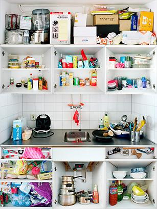 Кухонный вопрос: Гарнитуры и кухни в съемках Эрика Кляйна. Изображение № 16.