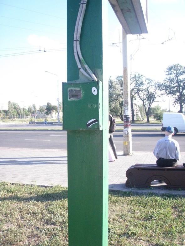 Оживающие объекты в Запорожье. Изображение № 9.