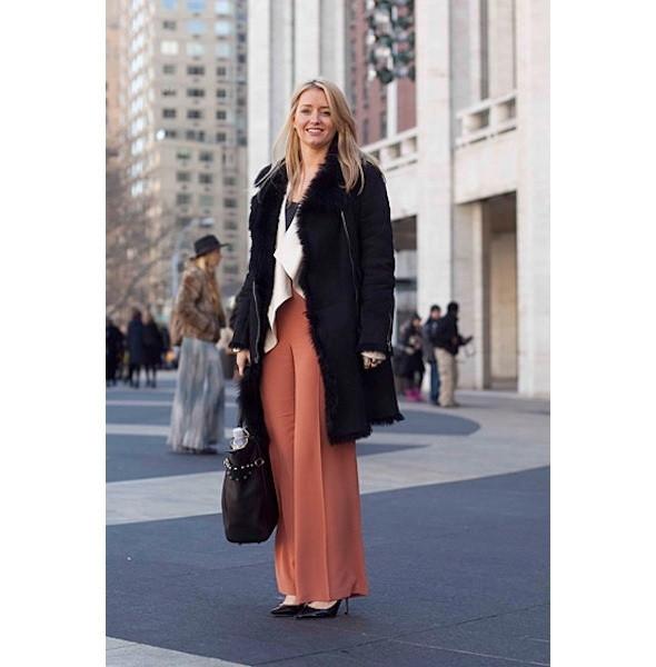 Изображение 148. На полях: 10 тенденций уличного стиля с прошедших недель моды.. Изображение № 148.