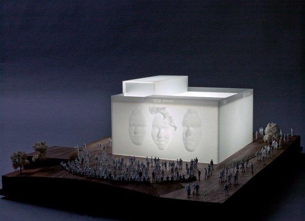 Создатель павильонов Coca-Cola и «МегаФона» о связи рекламы и архитектуры. Изображение № 3.