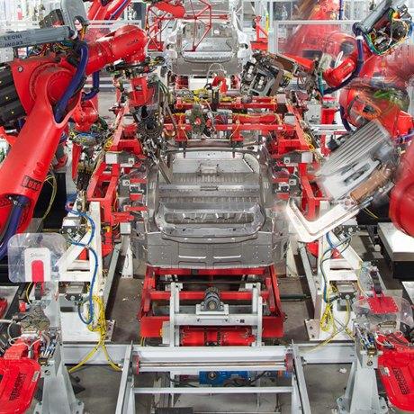 Как создаются электромобили Tesla. Изображение № 7.