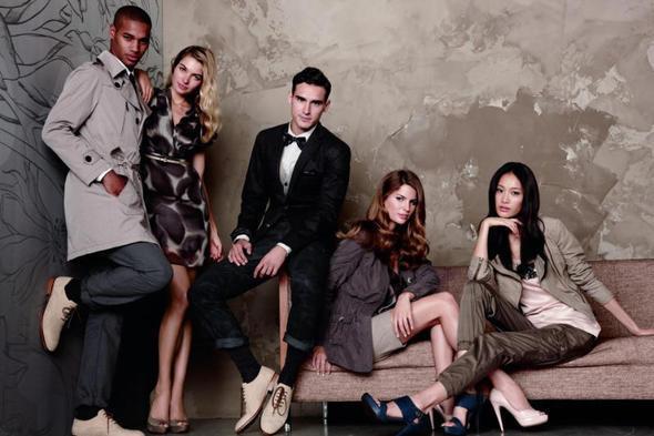 Изображение 16. Мужские рекламные кампании: Mugler, Versace и другие.. Изображение № 10.