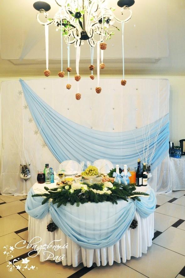Цвет свадебного дня или праздник длиною в жизнь. Изображение № 14.