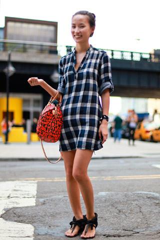 Street style изНью-Йорка. Изображение № 14.
