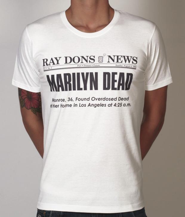 55 забойных надписей для твоей футболки. Изображение № 4.