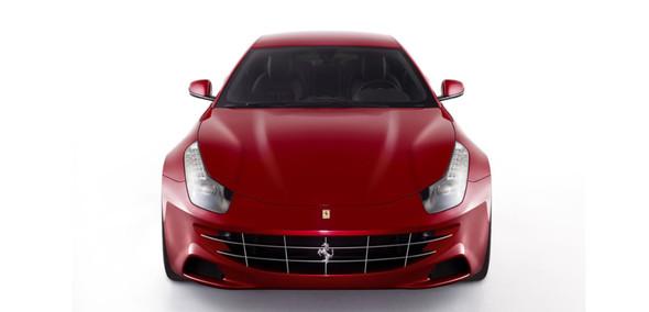 Изображение 3. Ferrari показали новую модель.. Изображение № 3.
