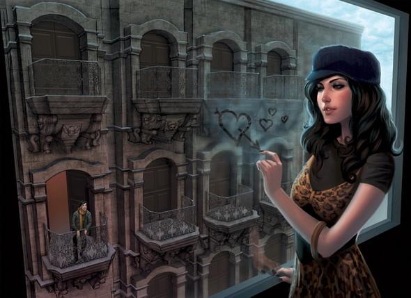Иллюстратор Will Murai. Изображение № 8.