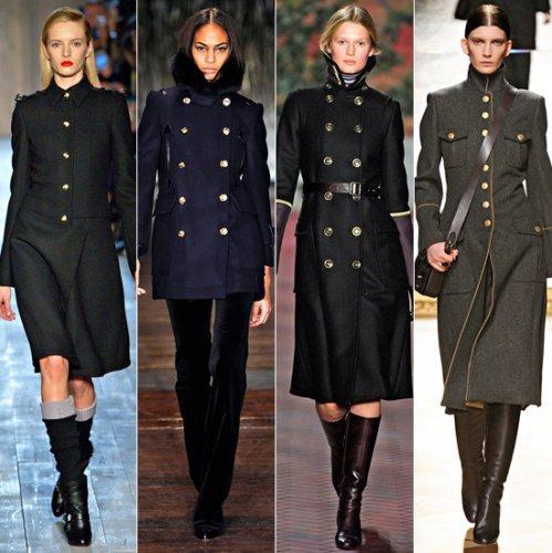Модные пальто 2012: пять трендов. Изображение № 1.