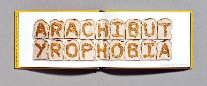 Аракибутирофобия — страх, что арахисовое масло прилипнет к нёбу . Изображение № 3.